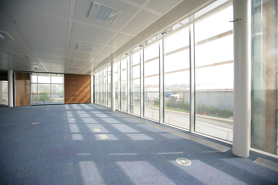 Commercial Framed Wall and Ceiling Company, Suffolk, East Anglia,